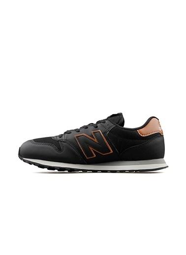 New Balance Erkek Lifestyle  Sneakers GM500BGBSiyah Siyah